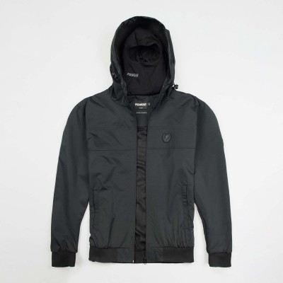 "Full Face Jacket ""Invader"" Black"