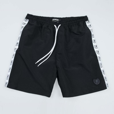 "Swimming Shorts ""Holiday"" Black"