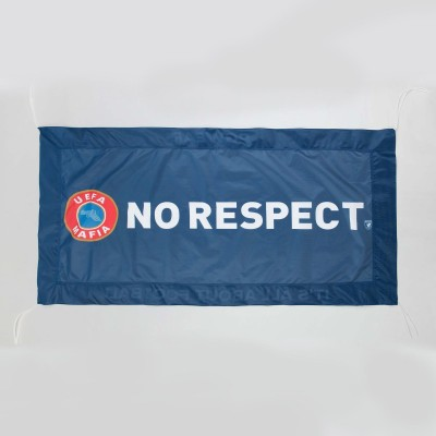 "Flagge ""NO RESPECT"""