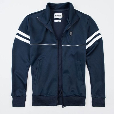 "Retro Jacket ""Brixton"" Navy"