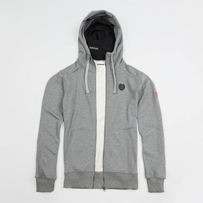"Full Face Hoodie ""Tactical"" Grey"
