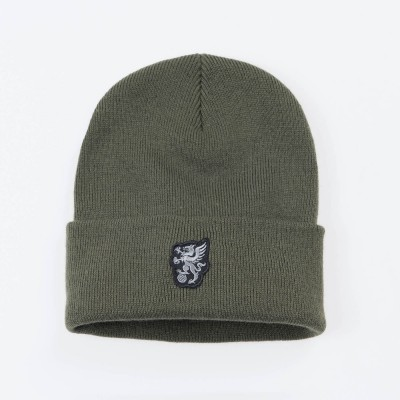 "Winter Hat ""North Pole"" Olive"