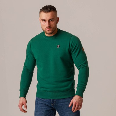 "Sweatshirt ""Plain"" Green"