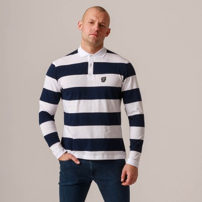 "Polo ""Rugby Stripes"" NW"