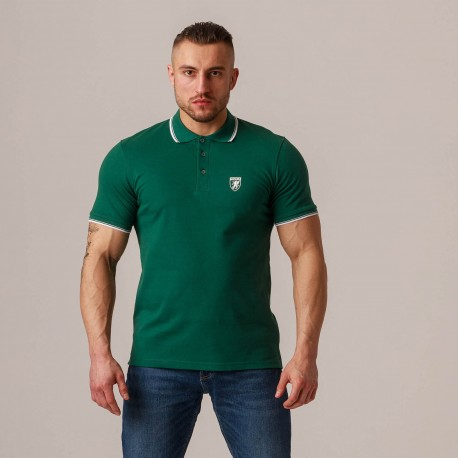 """Polo """"Crest"""" Green"""