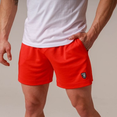 "Shorts ""Sporting"" Red"