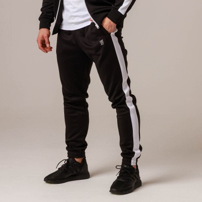 "Sweatpants ""Tape"" Black"