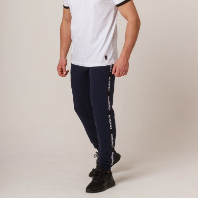 NRBSS202112 Sweatpants NO RESPECT Navy S